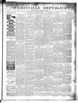 Jacksonville Republican   October 1891
