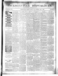 Jacksonville Republican | November 1891