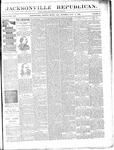 Jacksonville Republican | July 1892