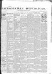 Jacksonville Republican   November 1892