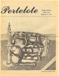 Pertelote | Sixth Edition, Fall 1982