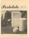 Pertelote | Seventh Edition, December 2, 1982 by Jacksonville State University