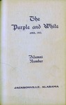 Purple and White | April 1912 (v.1, no.4) by Jacksonville State University