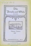 Purple and White | December 1912 (v.2, no.3) by Jacksonville State University
