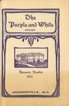 Purple and White | January 1913 (v.2, no.4)
