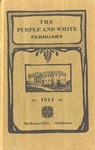 Purple and White | February 1914 (v.3, no.3) by Jacksonville State University