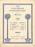 Albumblatt by Edvard Grieg