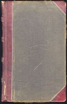 Morgan Literary Society Membership Roster and Minute Book