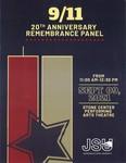 9/11 20th Anniversary Remembrance Panel | 2021